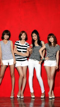Four Girls Generation