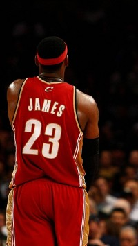 Miami Heat Lebron James