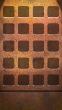 Rusty Metal Frames