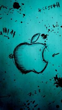 Sketching Apple