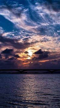 Sunrise Bridges