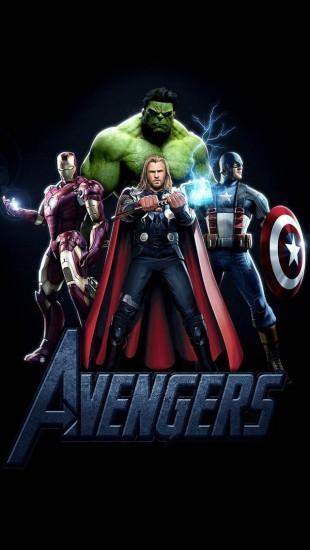 The Avengers Movie 2012