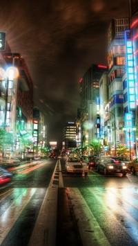 Tokyo HDR