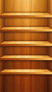 iPhone 5 Shelf