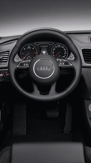 2012 Audi Q3 Dashboard