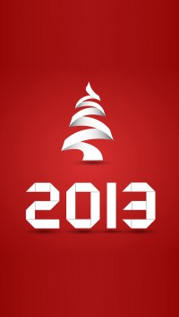 2013 New Year Red