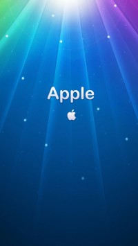 Aurora Colors Apple