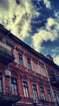 Building Against The Sky
