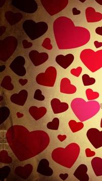 Countless Love Hearts