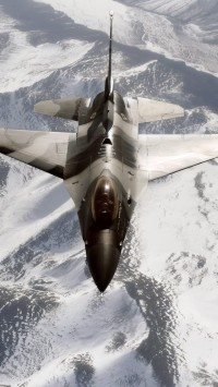 General Dynamics F16c Fighting Falcon