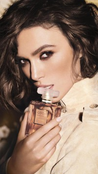 Keira Knightley Coco Fragrance