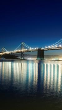 Lighted Bridge