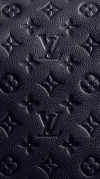 Loui Vuitton Black