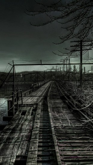 Old Wood Railroad