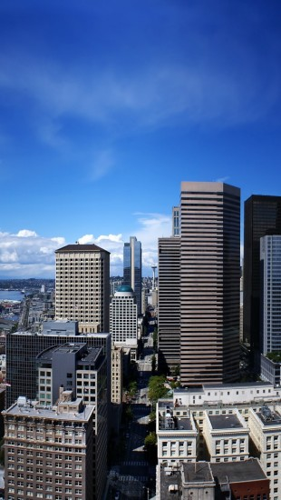 Seattle City United States