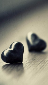 Two Black Hearts