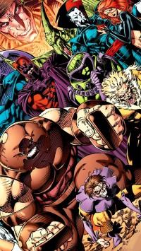 Comic Villains