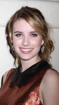 Emma Roberts Smile
