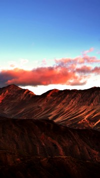 Red Mountains