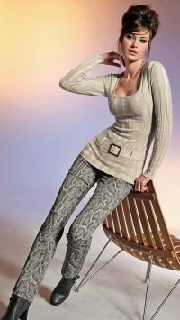 Elena Baguci Fashion Model