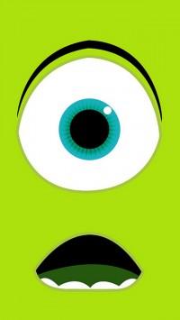 Monsters University Mike Wazowski