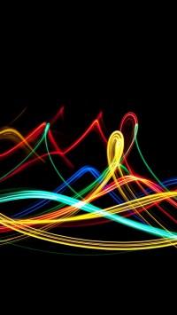 Neon Waves