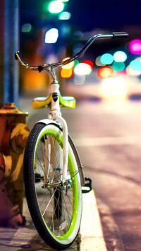 Bicycle City Street