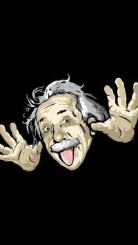 Funny Einstein