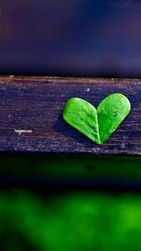 Little Heart Leaf
