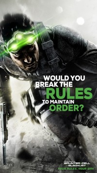Splinter Cell Blacklist Your Rules Your Way