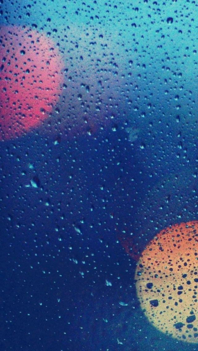 Wet Glass The Iphone Wallpapers