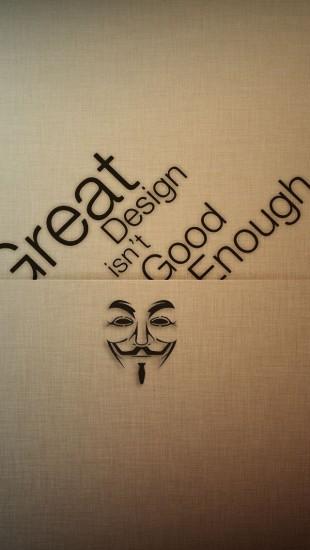Anonymous Design Typography