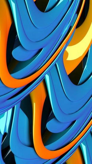 Blue Curl