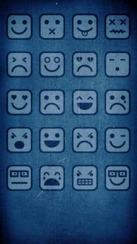 Emoticons Shelves
