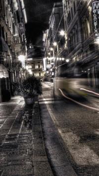 Gray City Night