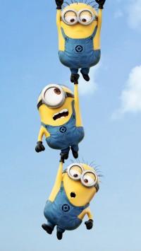 Minions Hanging