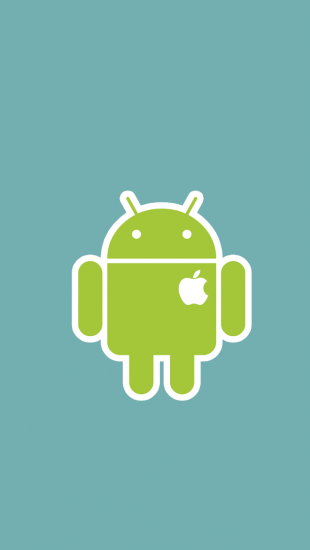 iPhone 5 Android Apple Heart