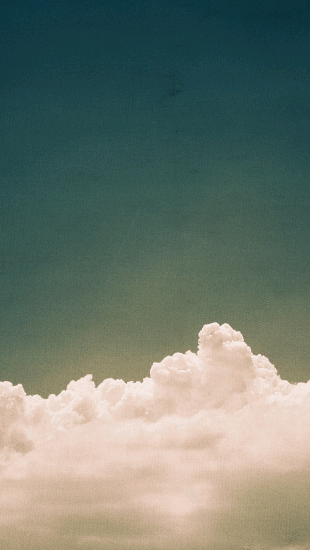 Clouds Vintage