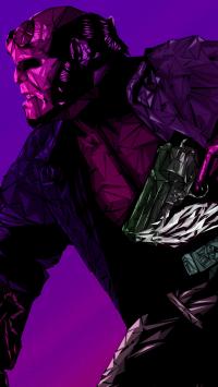 Hellboy movie Art
