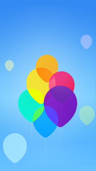 Meizu MX3 Balloon