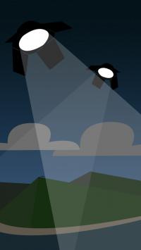 Spotlight UFOs
