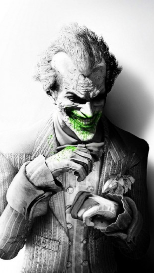 Joker Laughing The Iphone Wallpapers