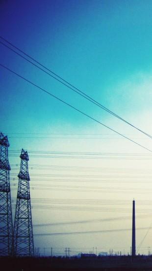 Retro Electric Tower
