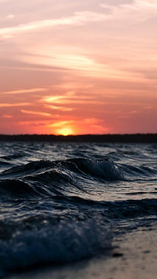 The Magic Sunset