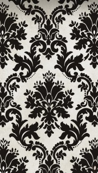 Vintage Black And White Texture