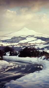 Winter Beautiful Snowy