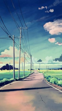 Drawings landscapes