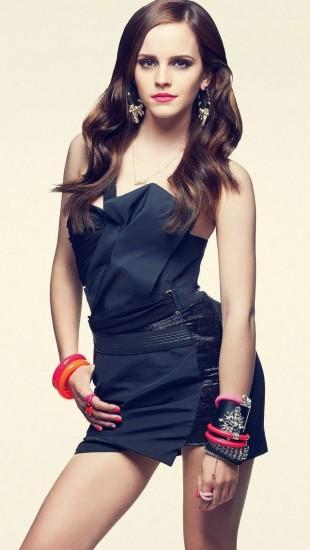 Emma Watson for GQ UK