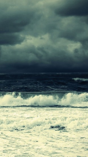 Dark Sea Storm
