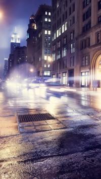 Light Building Street